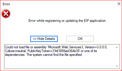 ScanStation Xerox TWAIN driver configuration fails with Windows 10